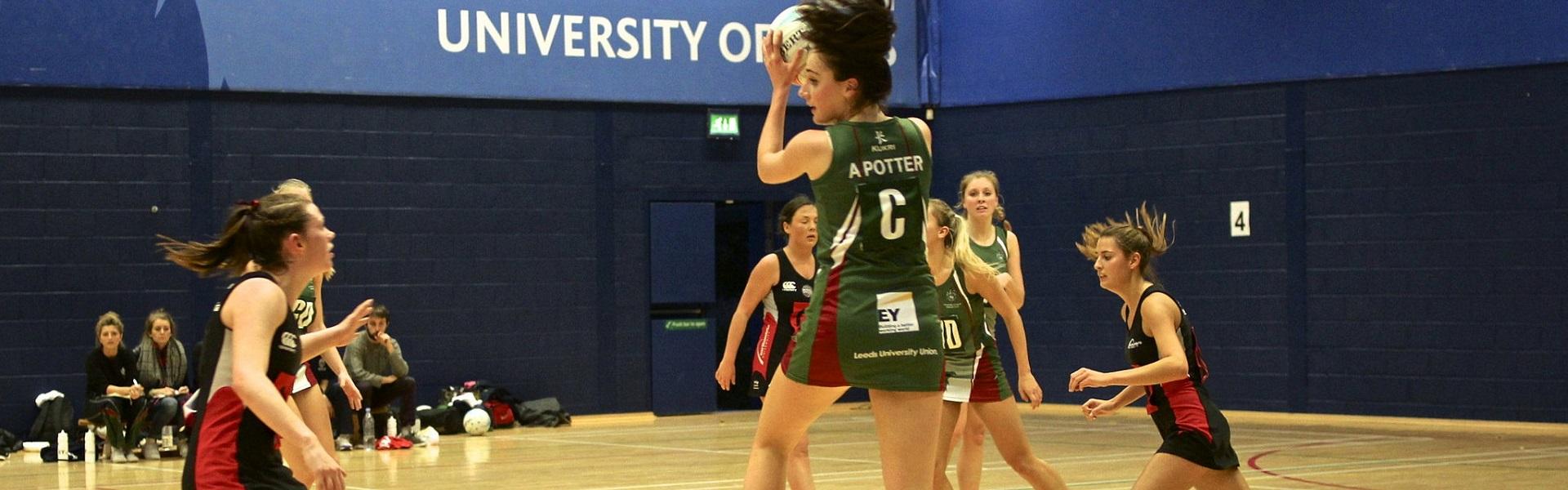 University of Leeds Netball